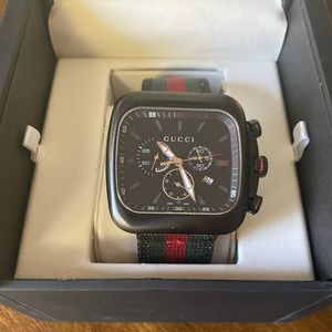 """Gucci """"Coupe"""" Men's Watch"""